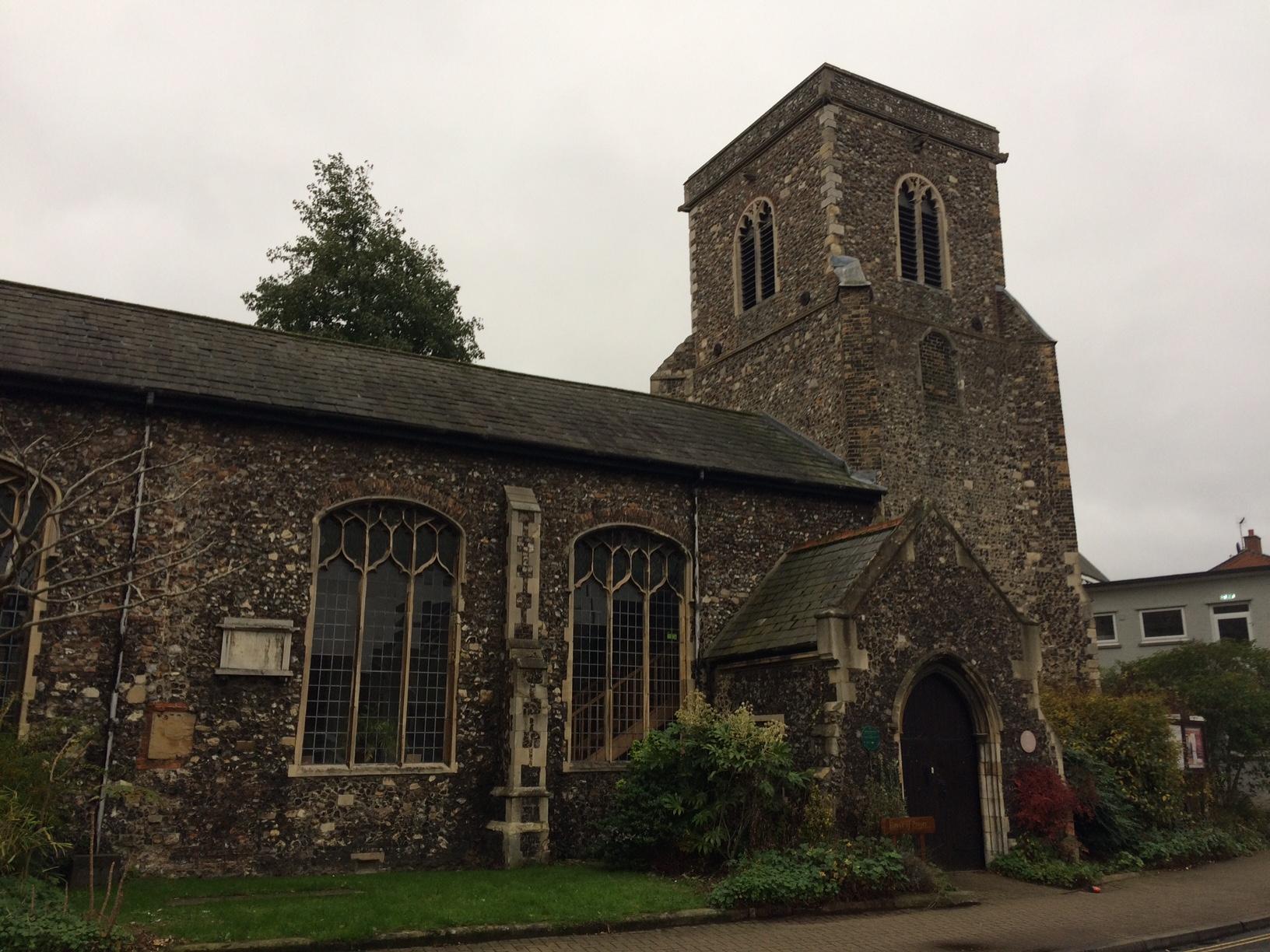 St Edmund FisherGate